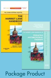 The Harriet Lane Handbook / the Harriet Lane Handbook of Pediatric Antimicrobial Therapy (2-Volume Set) <2 vols.> (2 vols.) (19 PCK)