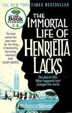 Immortal Life of Henrietta Lacks -- Paperback