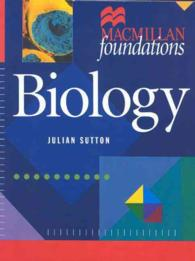 Biology (Palgrave Foundations Series) -- Paperback