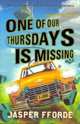 One of our Thursdays is Missing -- Paperback