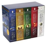 Game of Thrones (5-Volume Set)