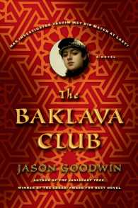 The Baklava Club (Investigator Yashim)