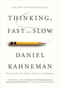 Thinking, Fast and Slow (Reprint)
