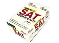 Essential Sat Vocabulary (CRDS)
