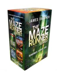 The Maze Runner (4-Volume Set) (The Maze Runner) <4 vols.> (4 vols.) (SLP)