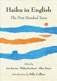 Haiku in English : The First Hundred Years