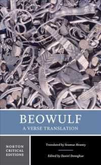 Beowulf : A Verse Translation (Norton Critical Editions)