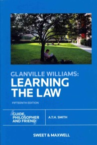 Glanville Williams : Learning the Law (15TH)