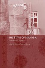 State of Malaysia : Ethnicity, Equity, and Reform (Routledgecurzon Malaysian Studies) (New)