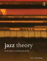 Jazz Theory : From Basic to Advanced Study (PAP/DVD/PS)