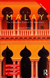 Colloquial Malay : The Complete Course for Beginners (Colloquial Series (Multimedia)) (2 PAP/COM)