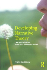 Developing Narrative Theory : Life histories and personal representation