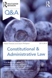 Q & a Constitutional & Administrative Law 2013-2014 (Questions and Answers) (8TH)