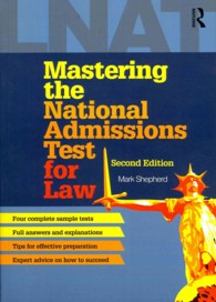 Mastering the National Admissions Test for Law (2ND)