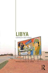 Libya : Continuity and Change (The Contemporary Middle East)