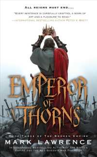 Emperor of Thorns (The Broken Empire) (Reissue)