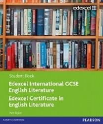 Edexcel International Gcse English Literature Student Book with Activebook Cd (Edexcel International Gcse) -- Mixed media product
