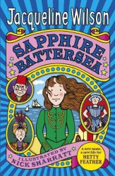 Sapphire Battersea (Hetty Feather) -- Paperback