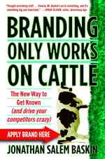 �N���b�N����ƁuBranding Only Works on Cattle : The New Way to Get Known (And Drive Your Competitors Crazy)�v�̏ڍ׏��y�[�W�ֈړ����܂�