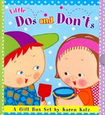 Little Do's and Don'ts (3-Volume Set) : Excuse Me!/ I Can Share/ No Hitting! <3 vols.> (3 vols.) (LTF SLP)