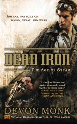 Dead Iron (The Age of Steam) (Reprint)