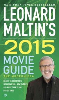 Leonard Maltin's Movie Guide 2015 : The Modern Era (Leonard Maltin's Movie Guide)