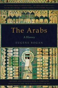 The Arabs : A History (Reprint)