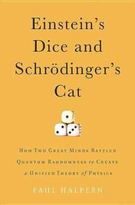 �N���b�N����ƁuEinstein's Dice and Schrdinger's Cat : How Two Great Minds Battled Quantum Randomness to Create a Unified Theory of Physics�v�̏ڍ׏��y�[�W�ֈړ����܂�