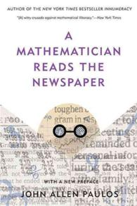 A Mathematician Reads the Newspaper (Reprint)