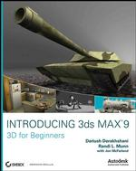 Introducing 3ds Max : 3D for Beginners