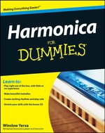 Harmonica for Dummies (For Dummies (Sports & Hobbies)) (PAP/CDR)