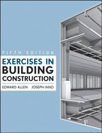 Exercises in Building Construction (5TH)