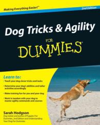 Dog Tricks & Agility for Dummies (For Dummies (Pets)) (2ND)