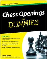 Chess Openings for Dummies (For Dummies (Sports & Hobbies))
