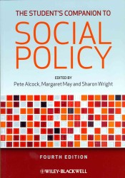 The Student's Companion to Social Policy (4TH)