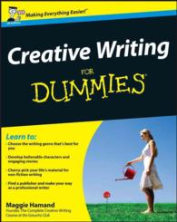 Creative Writing for Dummies (For Dummies)