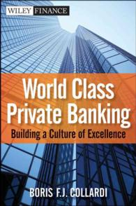 Private Banking : Building a Culture of Excellence (Wiley Finance)