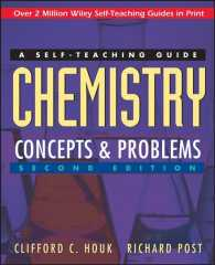 Chemistry : Concepts and Problems : a Self-Teaching Guide (Wiley Self Teaching Guides) (2ND)