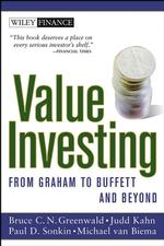 Value Investing : From Graham to Buffett and Beyond (Reprint)