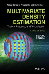 �N���b�N����ƁuMultivariate Density Estimation : Theory, Practice, and Visualization (Probability and Statistics)�v�̏ڍ׏��y�[�W�ֈړ����܂�