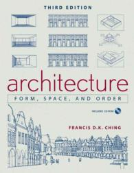 Architecture : Form, Space, & Order (3 PAP/CDR)