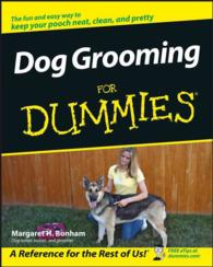 Dog Grooming for Dummies (For Dummies (Pets))