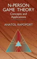 N-Person Game Theory : Concepts and Applications (Dover Books on Mathematics)