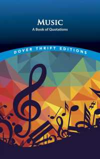 Music : A Book of Quotations (Dover Thrift Editions)