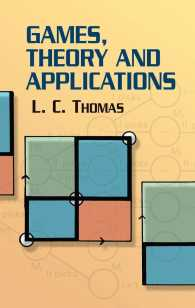 Games, Theory and Applications (Dover Books on Mathematics)
