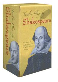 12 Plays by Shakespeare (12-Volume Set) : The Essential Shekespeare Plays in Twelve Individual Volumes
