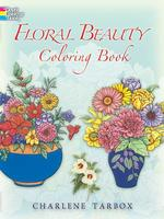 Floral Beauty Coloring Book (BOX)