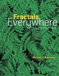 Fractals Everywhere (Dover Books on Mathematics) (New)