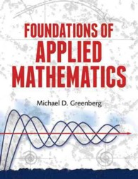 Foundations of Applied Mathematics (Reprint)