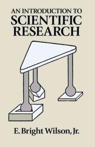 An Introduction to Scientific Research (REV SUB)